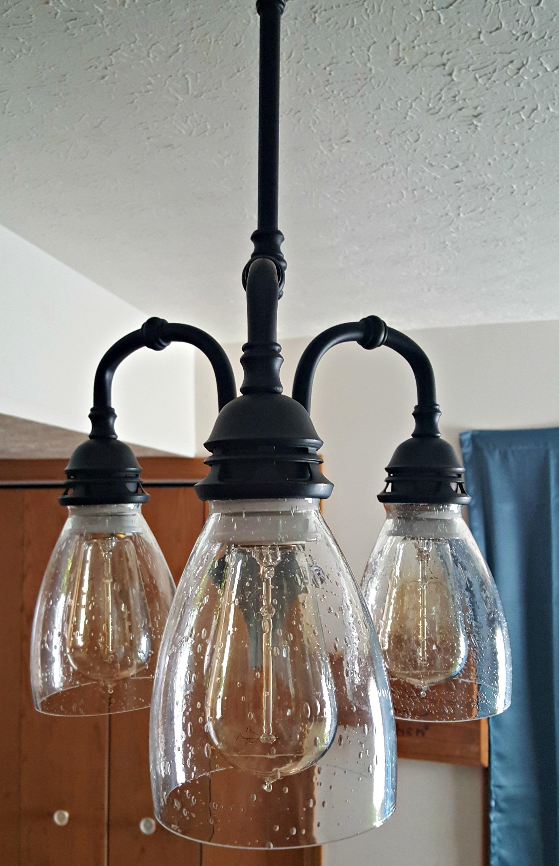 Diy industrial chandelier diy industrial illuminators - Diy industrial chandelier ...